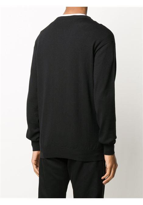 Maglione nero MOSCHINO | MAGLIONE | A09027000555