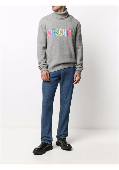 Jeans blu MOSCHINO | JEANS | J03425223343