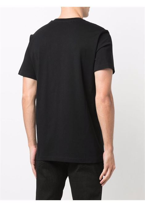 T-shirt nera MOSCHINO | T-SHIRT | J070570401555