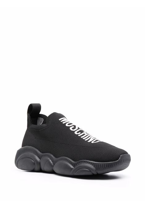 Sneakers nera MOSCHINO | SNEAKERS | MB15083G1DGL000A