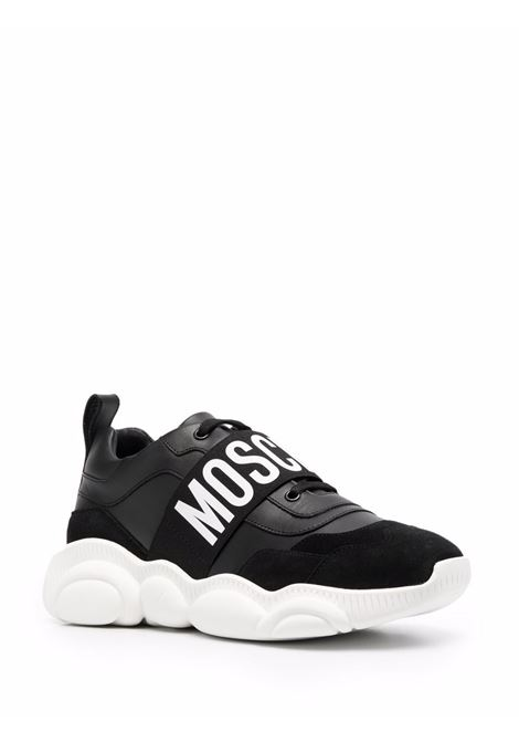 Sneakers nero/bianco MOSCHINO | SNEAKERS | MB15113G1DGA400A