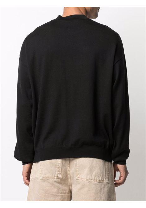 Maglione nero MOSCHINO | MAGLIE | V092052001555