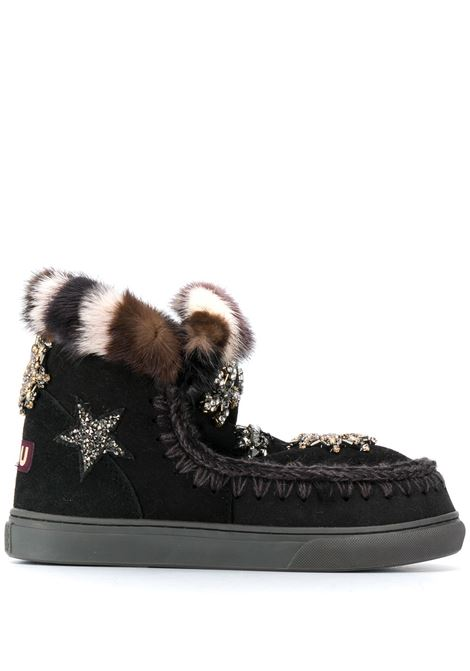 Stivale eski sneaker MOU | FW111006ABKBK