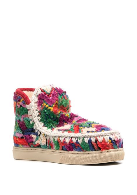 Stivale eskimo sneaker MOU | FW121027KMENMUL