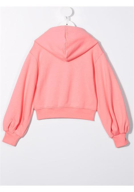 Pink sweatshirt MSGM KIDS | SWEATSHIRTS | 027691077