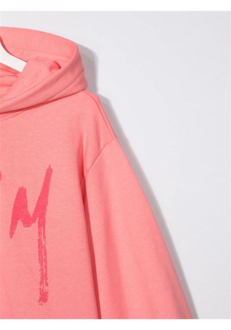 Pink sweatshirt MSGM KIDS | SWEATSHIRTS | 027691T077