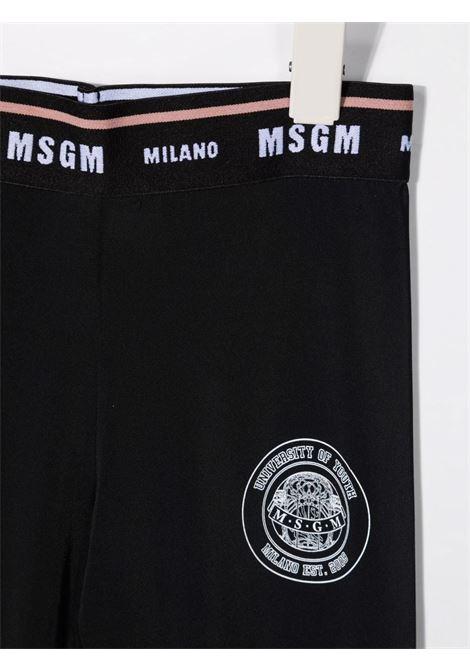 Leggings MSGM KIDS | LEGGINGS | 027846110
