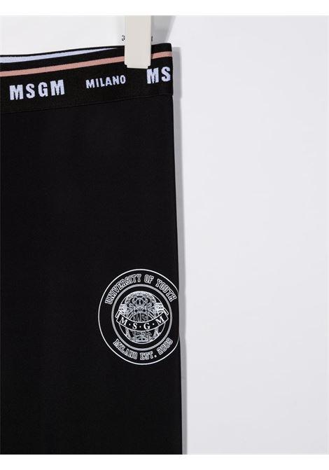 Leggings MSGM KIDS | LEGGINGS | 027846T110