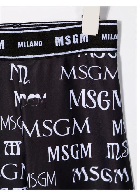 Leggings MSGM KIDS | LEGGINGS | 027851200