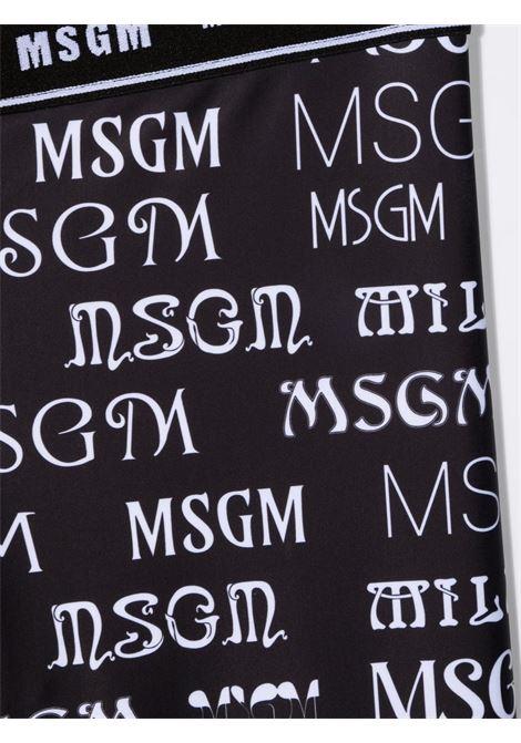 Leggings MSGM KIDS | LEGGINGS | 027851T200