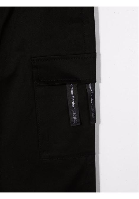Pantalone nero MSGM KIDS | PANTALONI | 027913T110
