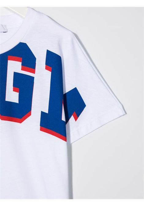 T-shirt bianca MSGM KIDS | 027957001