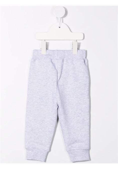 Pantalone grigio MSGM KIDS | PANTALONI | 028714107