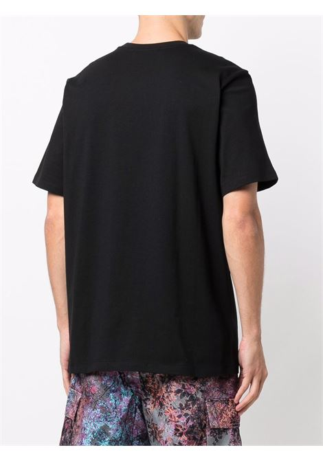 T-shirt nera MSGM   T-SHIRT   2000MM51020000299