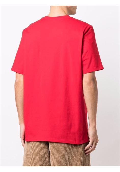 T-shirt rossa MSGM   T-SHIRT   2000MM52020000218