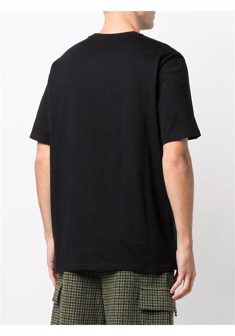 T-shirt nera MSGM   T-SHIRT   2000MM52020000299