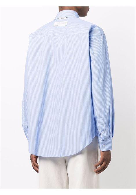 Blue shirt MSGM | 3140ME19121770684