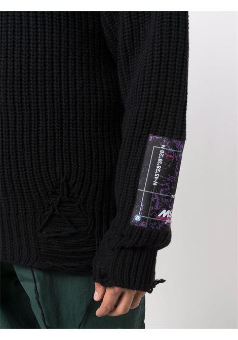 Maglione nero MSGM | MAGLIONE | 3140MM13021758899
