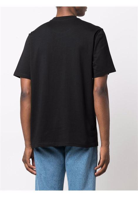 Black t-shirt MSGM | 3140MM18121759899