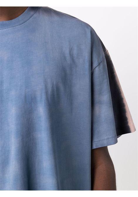 Blue t-shirt MSGM | 3140MM8021758488