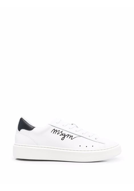 Sneakers bianca MSGM | 3141MDS19203899
