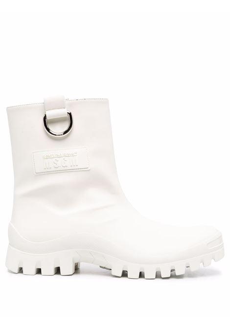 Stivaletto bianco MSGM | 3141MDS30135902