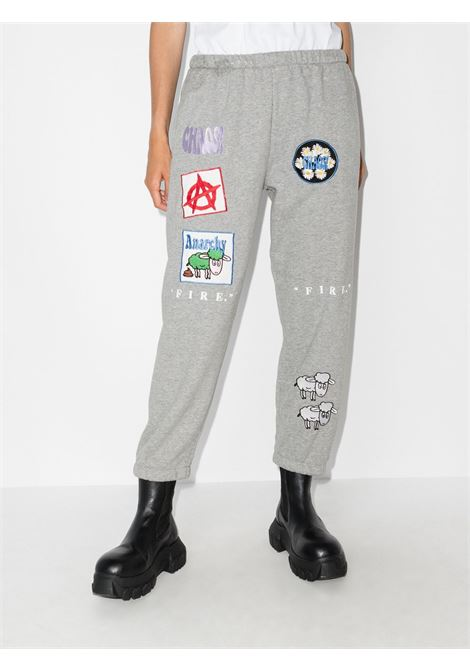 Pantalone sportivo NATASHA ZINKO | FW2150405GREY