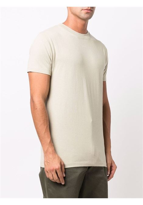Beige t-shirt OFF WHITE | OMAA027F21JER0071717
