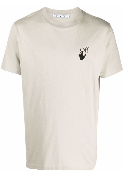 T-shirt OFF WHITE | OMAA027F21JER0091710