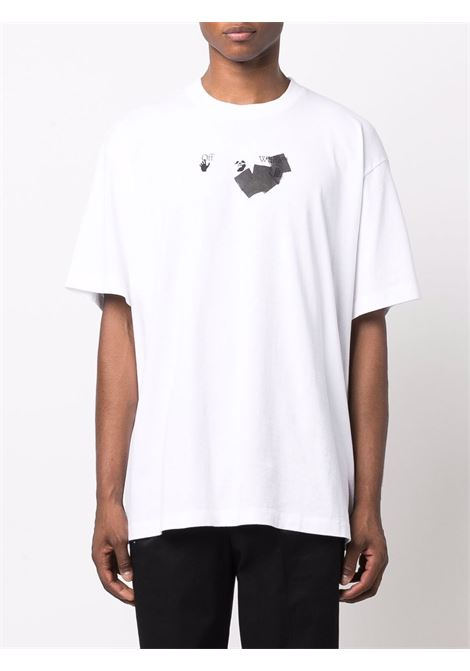 T-shirt OFF WHITE | OMAA038F21JER0080110