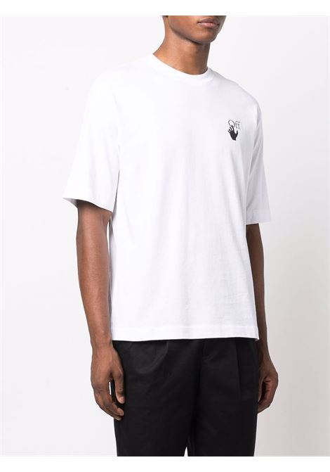 T-shirt OFF WHITE | OMAA119F21JER0130110