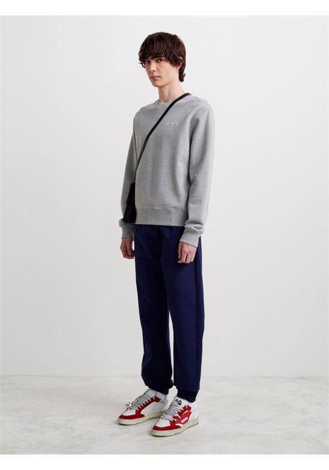 Grey sweatshirt OFF WHITE | OMBA025F21FLE0070801