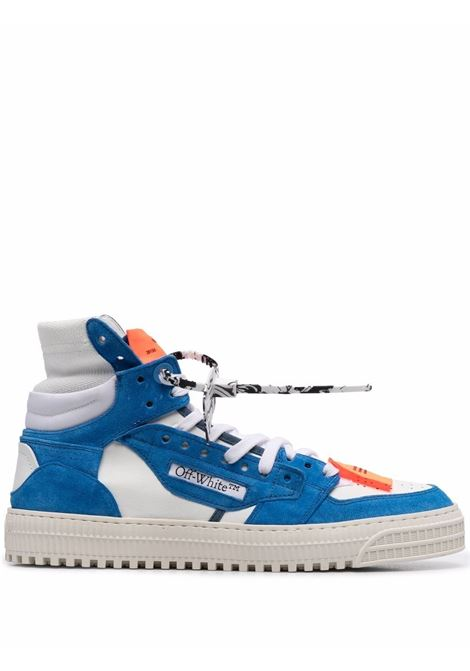 Sneakers bianco/blu/arancio OFF WHITE | OMIA065F21LEA0034510