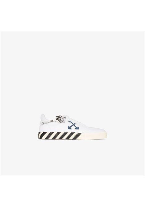 White sneakers OFF WHITE | OMIA085F21FAB0010146