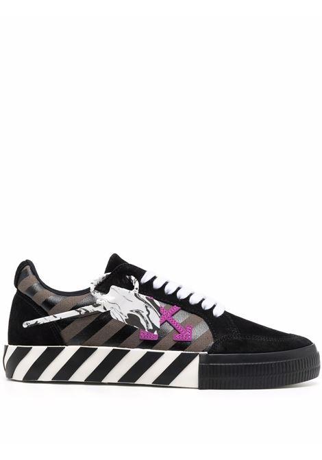 Black sneakers OFF WHITE | OMIA085F21LEA0041037