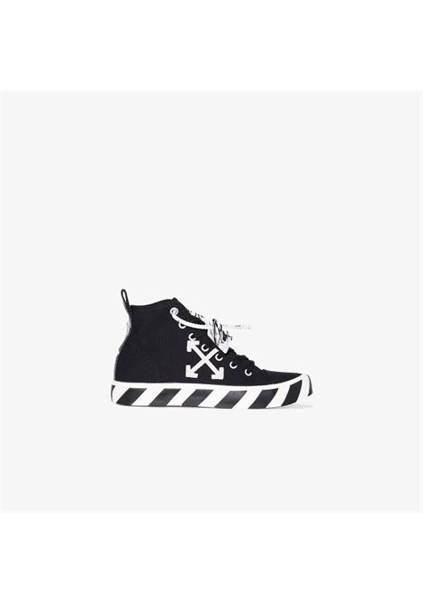 Black/white sneakers OFF WHITE | OMIA119F21FAB0011001