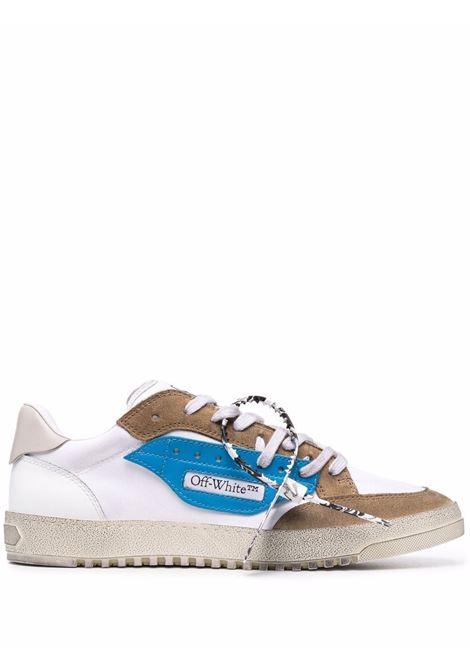 Sneakers bianco/blu OFF WHITE | OMIA227F21FAB0010145