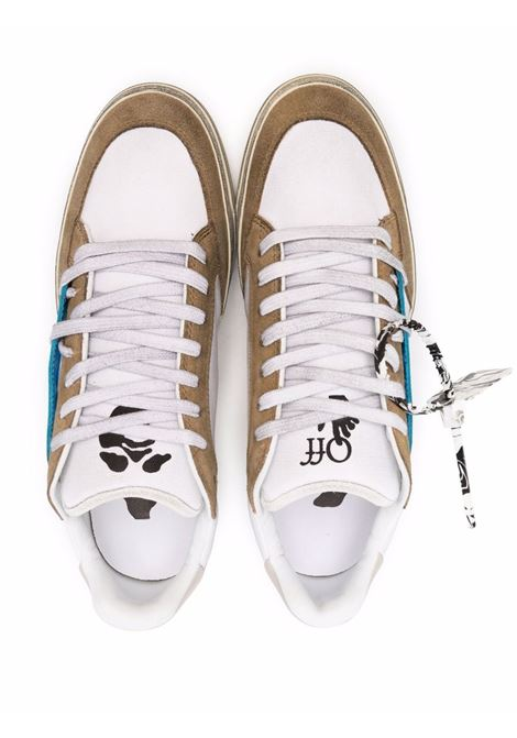 White/blue sneakers OFF WHITE | SNEAKERS | OMIA227F21FAB0010145