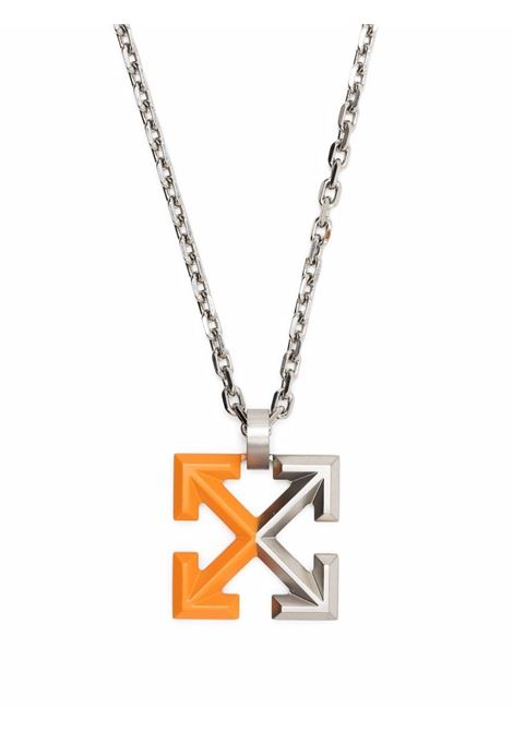 Necklace OFF WHITE | OMOB019F21MET0017800