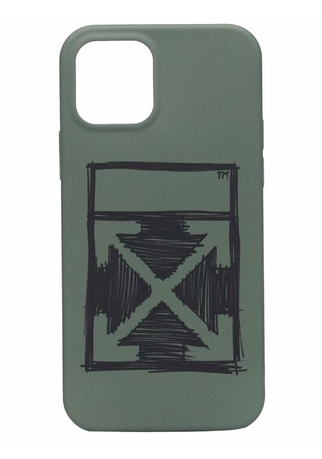 Cover iphone OFF WHITE | OMPA026F21PLA0025510