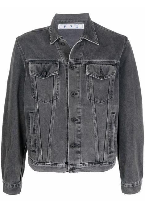 Jacket OFF WHITE | OMYE054F21DEN0030601