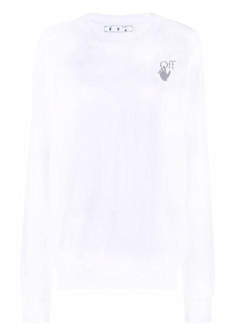 Maglia bianca OFF WHITE | OWBA055F21JER0010184