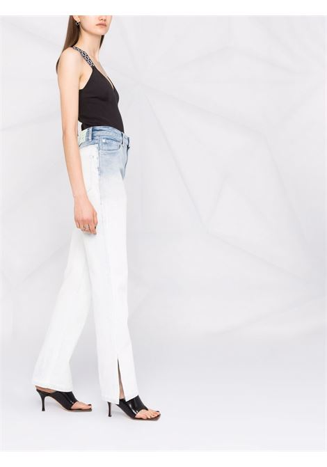 Top nero OFF WHITE | TOP | OWHD011F21KNI0011001