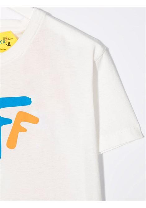 T-shirt OFF-WHITE KIDS | OBAA002F21JER0020184