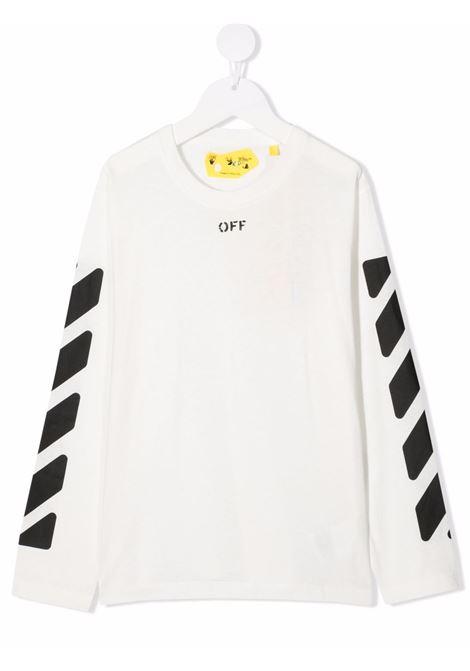 T-shirt OFF-WHITE KIDS | OBAB001F21JER0010110