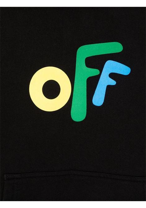 Felpa OFF-WHITE KIDS | OBBB001F21FLE0011084