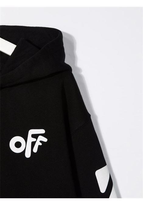Felpa OFF-WHITE KIDS | OBBE001F21FLE0011001