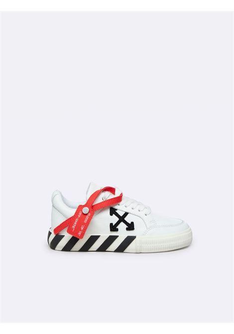 Sneakers bianca OFF-WHITE KIDS | OGIA001F21LEA0010110