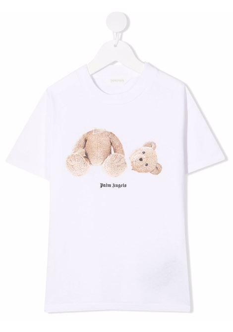 T-shirt PALM ANGELS KIDS | PBAA001F21JER0010160