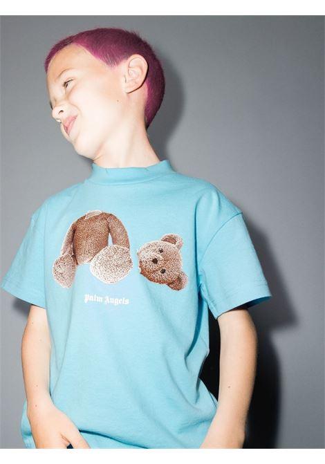 T-shirt PALM ANGELS KIDS | PBAA001F21JER0014060